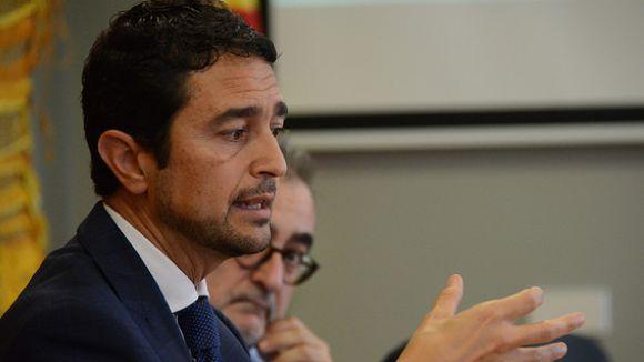 Calvet, sobre Banc Sabadell: 'No advertim cap por entre l'empresariat per venir o ampliar instal·lacions a Sant Cugat'