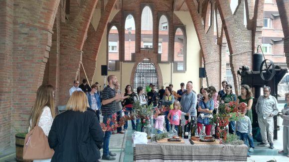 Les Jornades Europees de Patrimoni recuperen el passat de la tradició vinícola a Sant Cugat