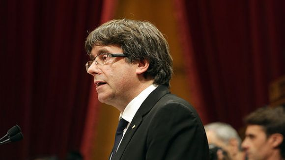 Els partits de Sant Cugat analitzen la suspensió de la declaració d'independència per obrir el diàleg