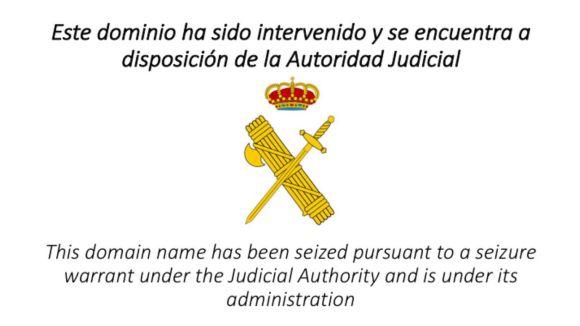 La Guàrdia Civil desbloqueja el web de l'ANC de Sant Cugat gairebé tres mesos després