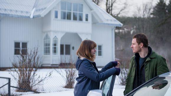 Michael Fassbender a 'El muñeco de nieve'