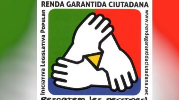 Logotip de la proposta de la Renda Garantida de Ciutadania