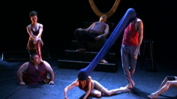'Fuck-in-progress' posa la diversitat al servei de la dansa