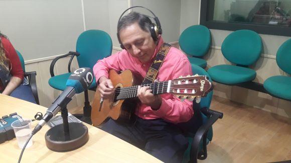 Joan Artigas al 'Sant Cugat a fons'