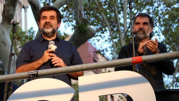 Cuixart i Sànchez estan empresonats a Soto del Real / Foto: ACN