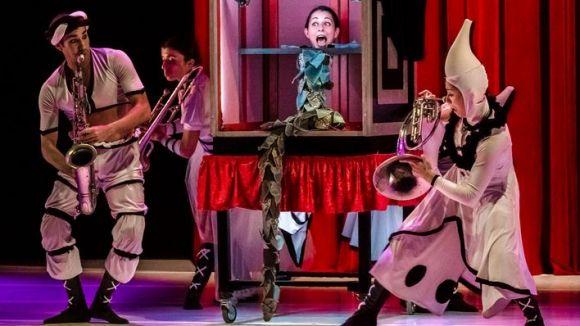 L'espectacle de dansa 'PinoXXIo' arriba diumenge al Teatre-Auditori Sant Cugat