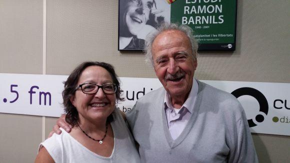 Carme Reverte i Joan Casajoana