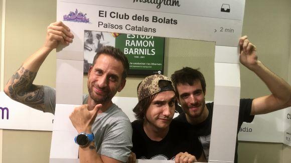 El grup de pop rock Vuit presenta 'Històries xules' a 'El Club dels Bolats'