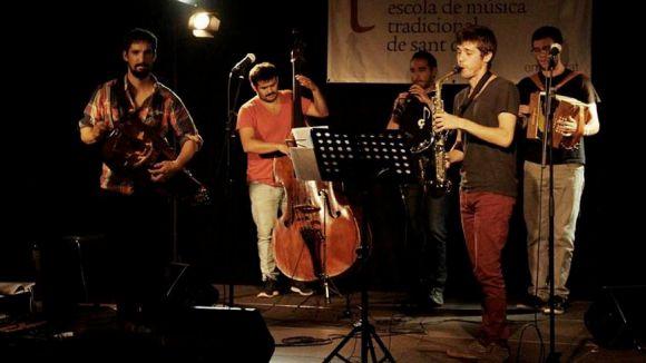 L'Escola de Música Tradicional proposa aquest dissabte els Punts de Trobada d'estiu 2018