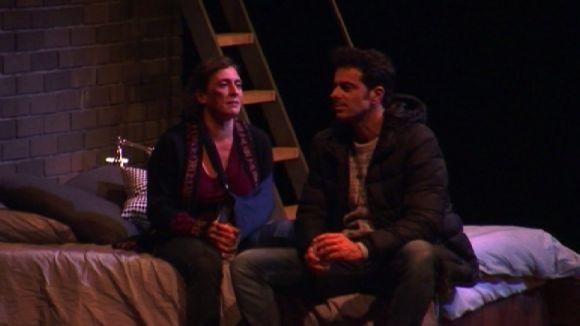 'La Treva' replanteja al Teatre-Auditori l'ordre de les prioritats a la vida