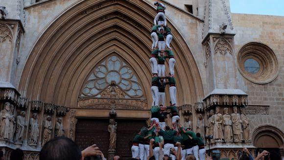 Gemma Aristoy, reelegida com a presidenta dels Castellers de Sant Cugat