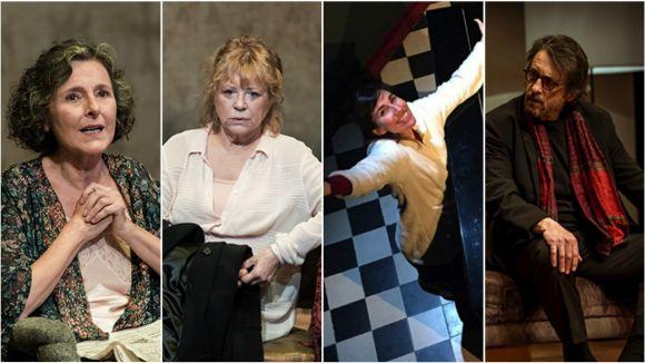 Angelat, Arànega, Martínez i Madaula, segell santcugatenc a les nominacions del Butaca