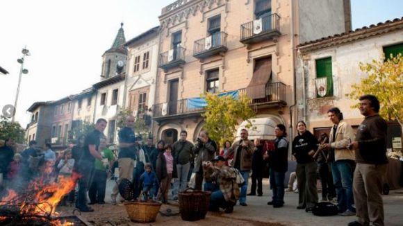 La Fira de la Castanya a Viladrau /Foto: Ajuntament de Viladrau