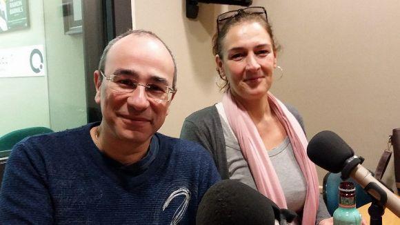 Juanjo Fernández i Susana Garcia