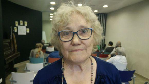 Isabel-Clara Simó: 'Ser crítics és una obligació humana perquè, si no, seríem plantes'