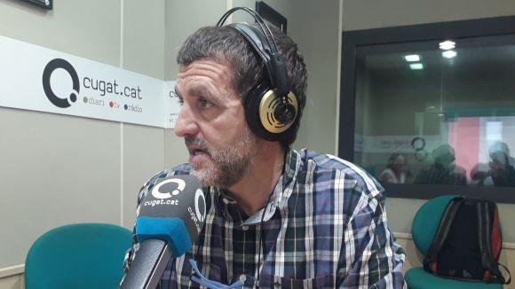 Juan Carlos Vázquez, president de l'entitat Rodamunt