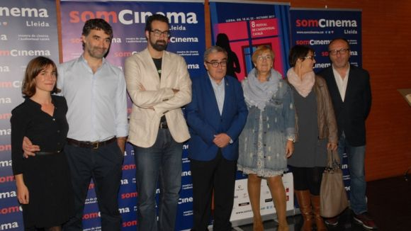 El digital 'El Cinèfil' rep el premi a millor revista sobre cinema al festival SomCinema