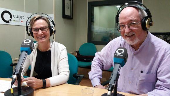 Jordina Puntí i Domènec Miquel