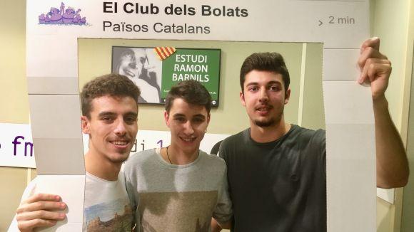 La formació garrotxina Els Tortellinis presenta el seu disc debut a 'El Club dels Bolats'
