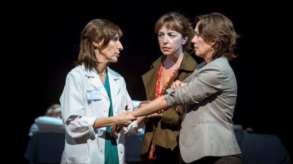 'E.V.A.' i l'evolució derivada del dolor omplen el Teatre-Auditori