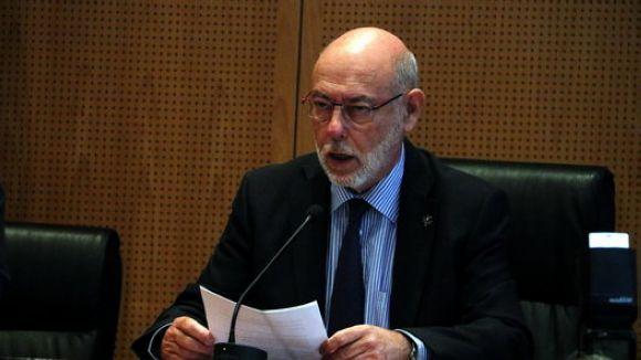 La Fiscalia es querella contra el govern, Forcadell i part de la Mesa