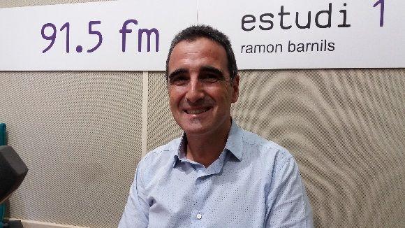 Josep Maria Mercadé, director del CAP Sant Cugat, al magazín