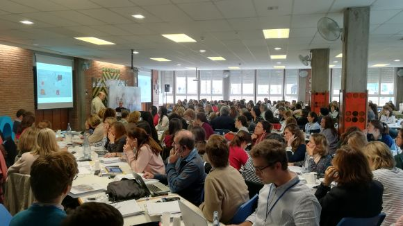El 'workshop' educatiu 'Thinking to Learn' reuneix prop de 300 professors a La Farga