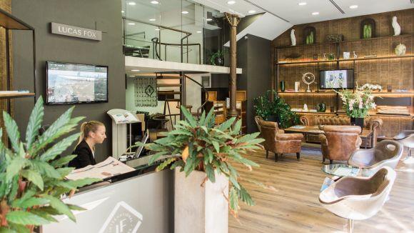 La immobiliària de luxe Lucas Fox obrirà a Sant Cugat abans del 2018