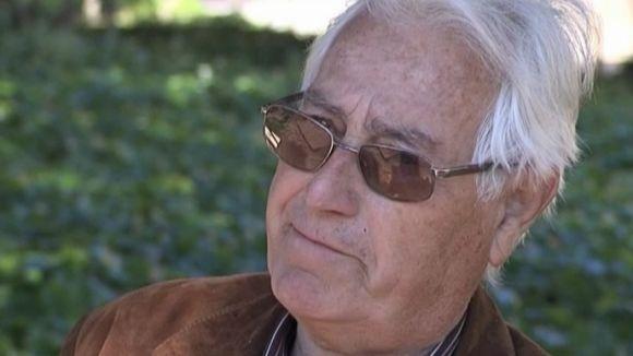 Mor Àngel Casas, el primer alcalde de l'etapa democràtica de Sant Cugat