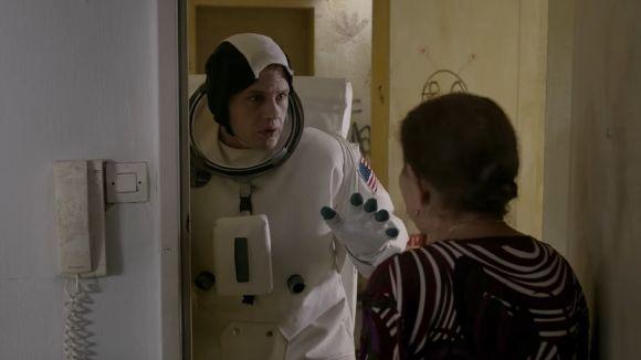 'Asphalte', l'aventura d'un astronauta americà a París, proposta d'avui del cicle de cinema d'autor