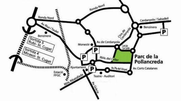 Afectacions al trànsit aquest diumenge pel 19è Cros Ciutat de Sant Cugat