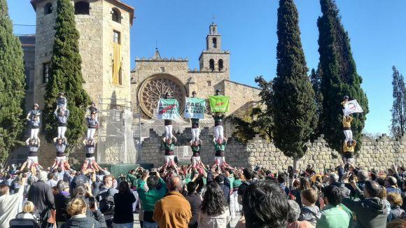 Els Gausacs posaran punt final a la temporada amb la Diada de la Colla / Foto: Cugat.cat