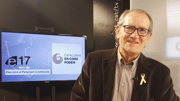 J.M. Balcells (CatComú-Podem): 'Amb la DUI hem passat de la preindependència a la preautonomia'