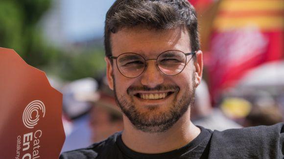 Catalunya en Comú-Podem incorpora el santcugatenc Ramon Gutiérrez a les llistes del 21-D