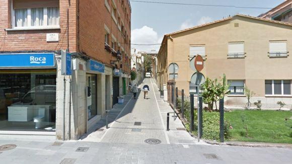 Cruïlla del carrer de la Sort amb la Rambla del Celler / Foto: Google Maps