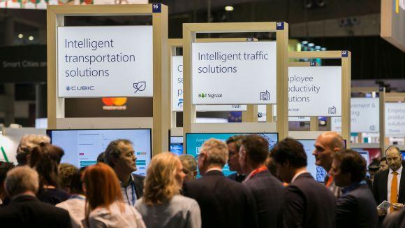 Imatge de l'edició anterior de la trobada / Foto: Smart City Expo World Congress