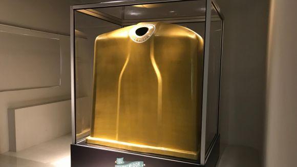 Sant Cugat participarà al Contenidor d'Or d'Ecovidrio, un concurs de reciclatge de vidre