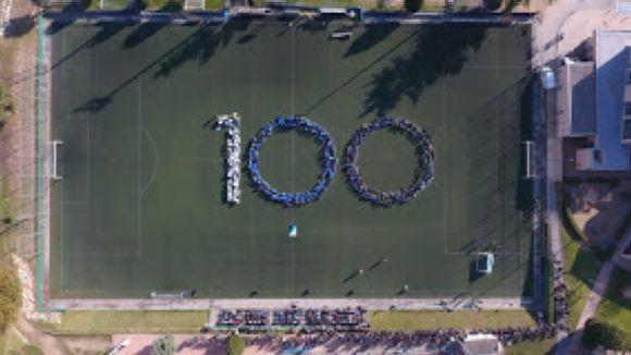 El Junior F.C rebrà la Medalla d'Honor de la ciutat coincidint amb el centenari de l'entitat