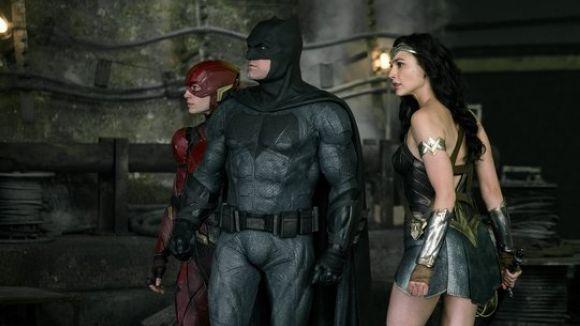 Els cinemes de Sant Cugat estrenen la 'Liga de la justicia', la reunió dels herois de DC a la gran pantalla