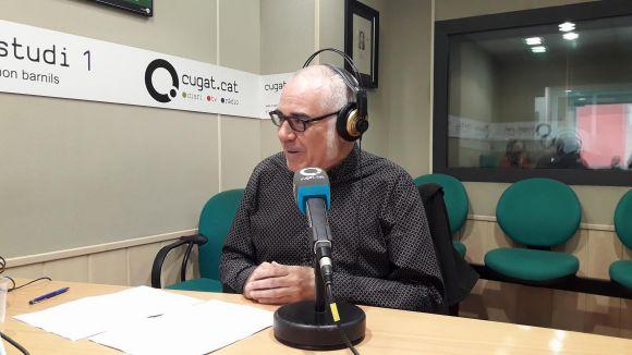 L'historiador santcugatenc José Fernando Mota
