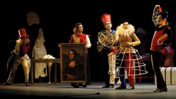 Els més petits de casa fan un viatge màgic pel món de l'òpera de la mà d''Allegro Vivace'