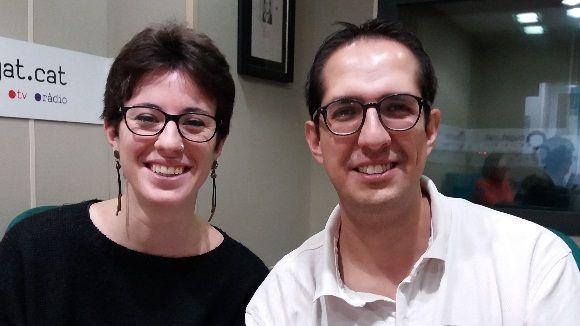 Joana Casanovas i Marcos Quevedo
