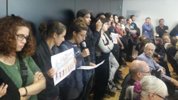 Fortuny referma al ple la 'municipalització' de l'organització de la Festa de Cap d'Any