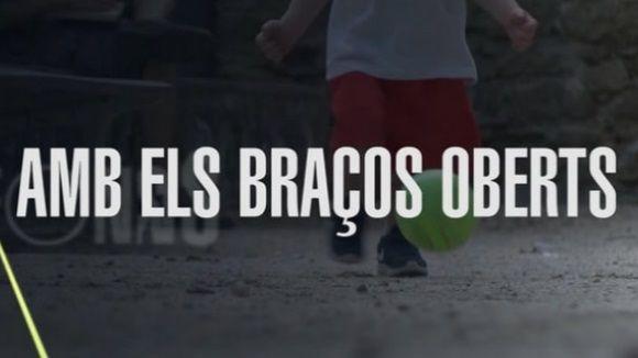 Morales i Petit han volgut conèixer la realitat de les famílies d'acollida santcugatques