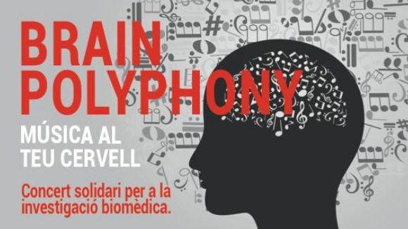 Concert solidari al Cafè Belgrado: Brain Polyphony