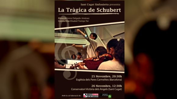 La Jove Orquestra de Sant Cugat passa a dir-se Sinfonietta per acollir músics de totes les edats