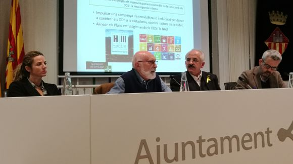 El Consell de Ciutat alerta de la falta d'espais culturals en el debat del Pla d'Internacionalització de Sant Cugat