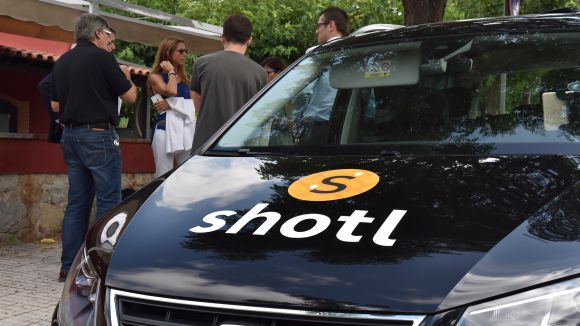 Shotl rep el premi en categoria d'or en els Startup Prize for Mobility 2019