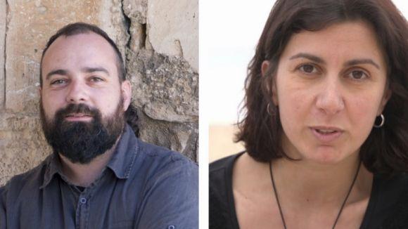 Pau Vadell i Lucia Pietrelli protagonitzen un nou diàleg poètic del cicle 'Poe2ia'