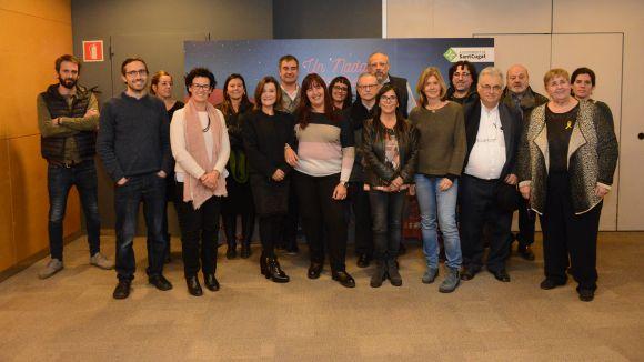 46 entitats participen en un Nadal que vol consolidar l'Envelat a Sant Cugat